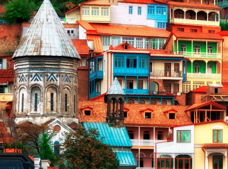 пожелать архитектура грузии фото долго
