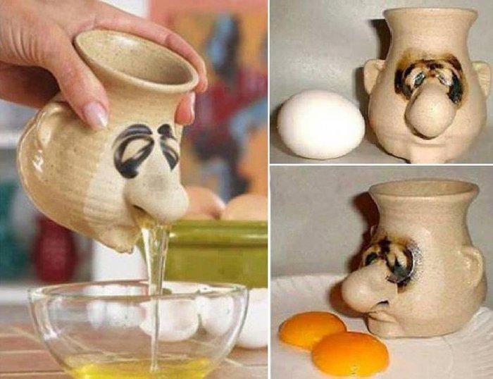 Разделитель яиц «Приятного аппетита».