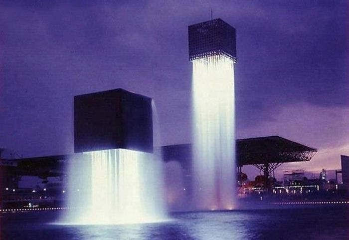 Самые креативные фонтаны со всего мира