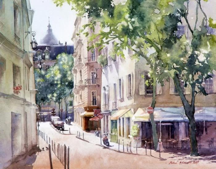 художник Michal Orlowski - 01