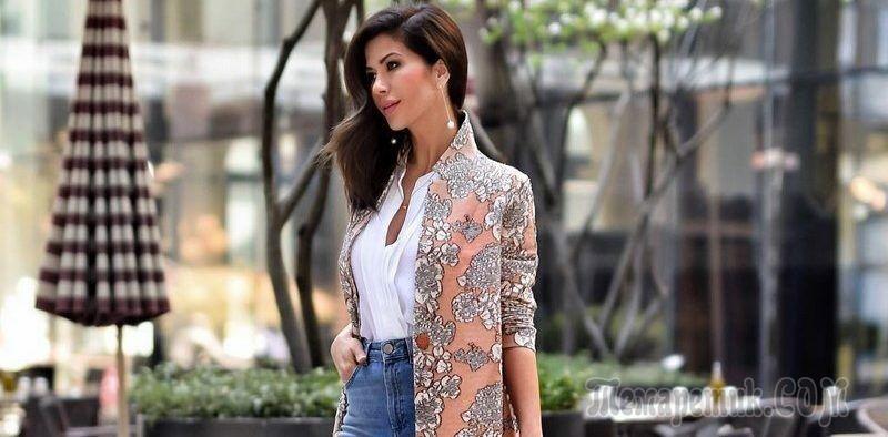 a265bc20226 Отличительной чертой модной верхней одежды на весну является легкость кроя  и силуэта