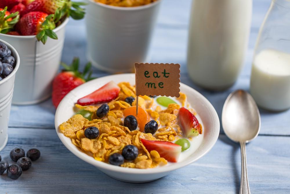 Что нужно есть на завтрак спортсмену
