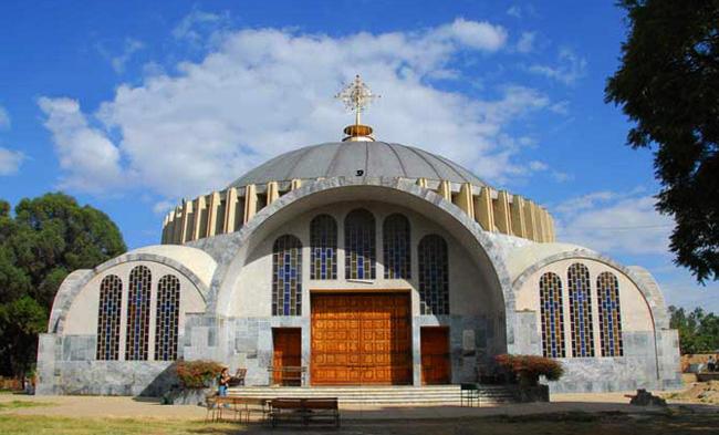 Церковь Марии Сионской в Аксуме