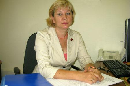 Аникеева Надежда Васильевна Уполномоченный по правам ребёнка при Губернаторе Новосибирской области
