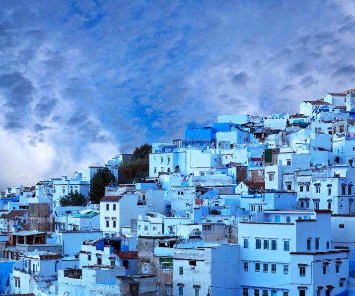 Шавен, Марокко Сказочно, города, красиво, места, мир, пейзаж, планета, фото