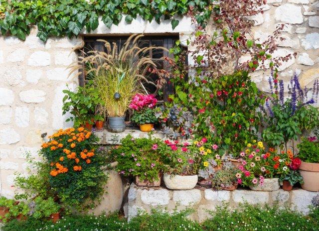 Как оформить участок в одном стиле – 10 лайфхаков Сад и огород,полезные советы