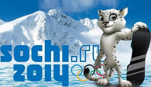 Талисман олимпийских игр в Сочи 2014