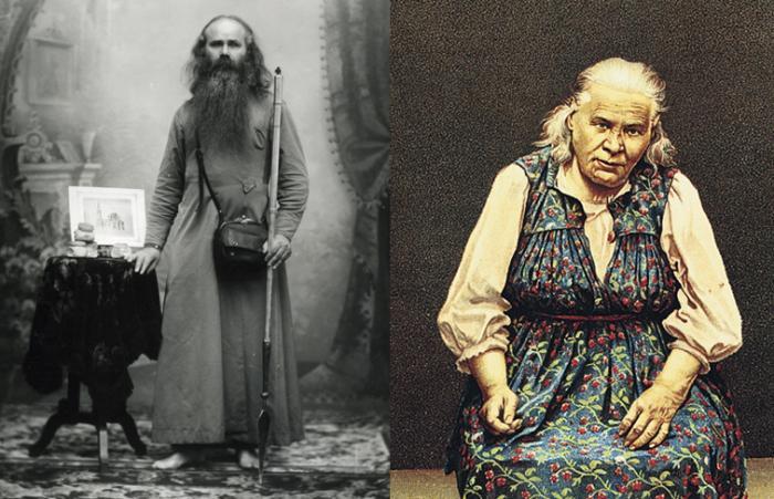 Василий Ткаченко и Паша Саровская