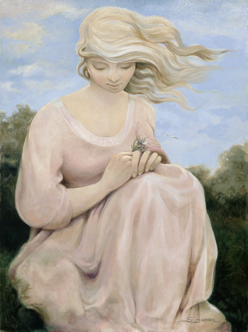 Woman in the Wind #8-51
