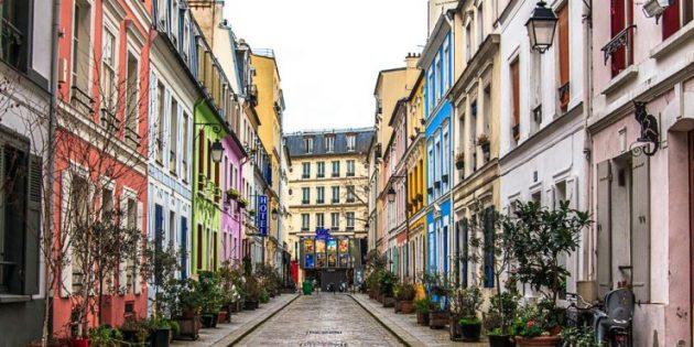 Улица Кремьё, Париж