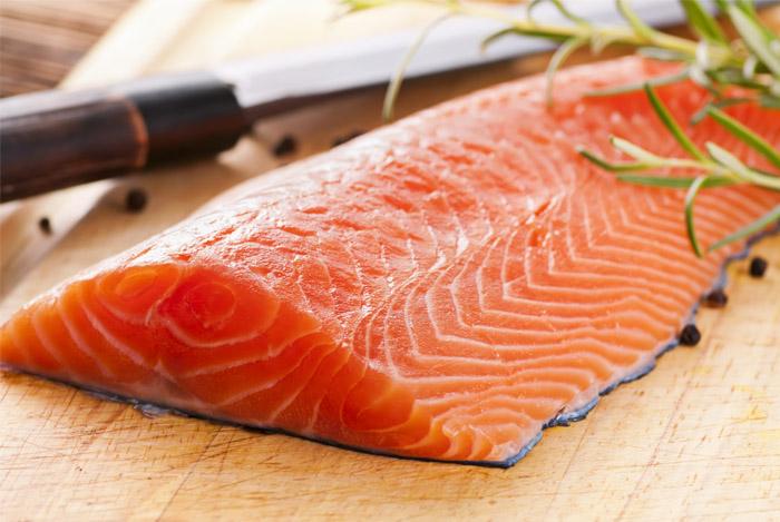 Красная рыба лучший источник рыбьего жира