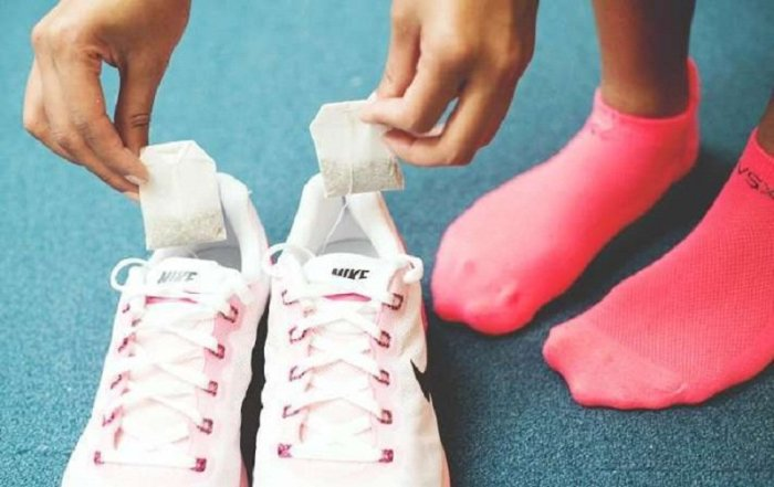 Простое, но эффективное средство для обновления запаха обуви. /Фото: infowoman.com.ua