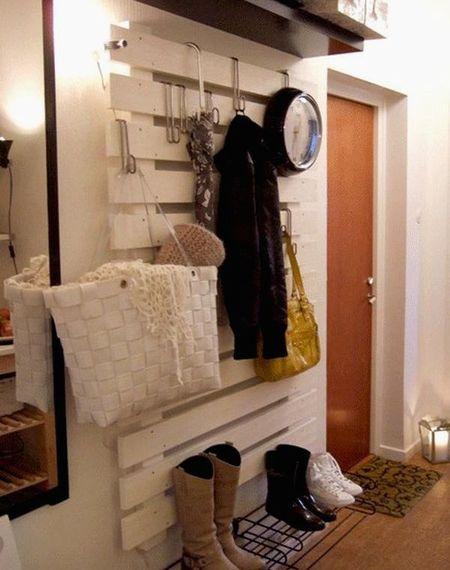 5 идей бюджетного обустройства прихожей в съемной квартире фото 7