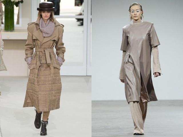 Модные цвета 2017: Warm Taupe и Теплый серо-коричневый