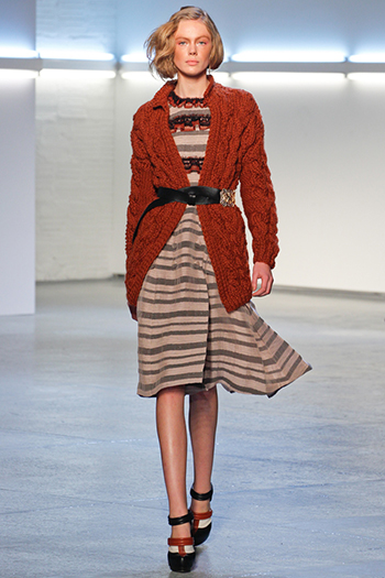 Rodarte Fall 2012 Ready-to-Wear