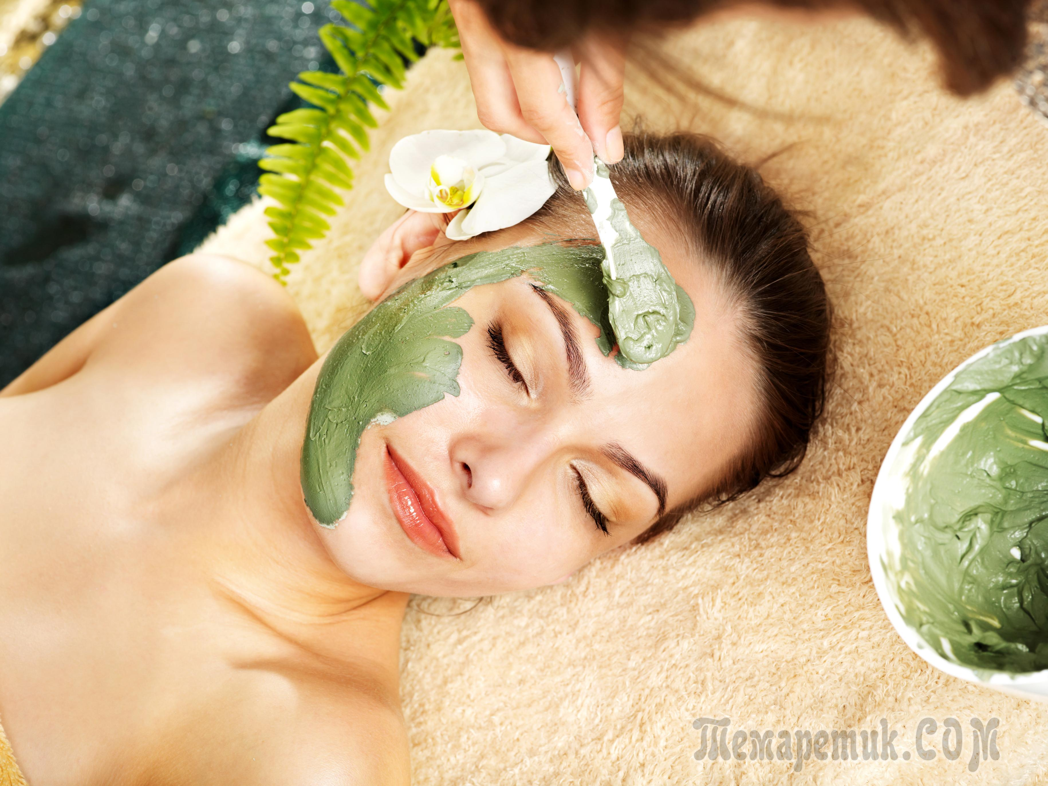 Гороховая маска для лица: эффективность, применение, рецепты