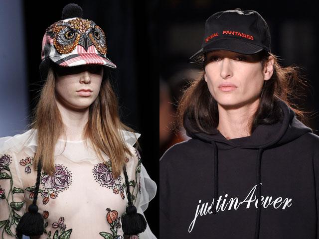 Модные кепки 2016-2017