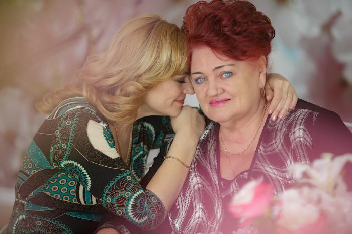 Мама всегда с вами, даже в трудные моменты жизни - это ваша опора. | Фото: sv-nn.ru.