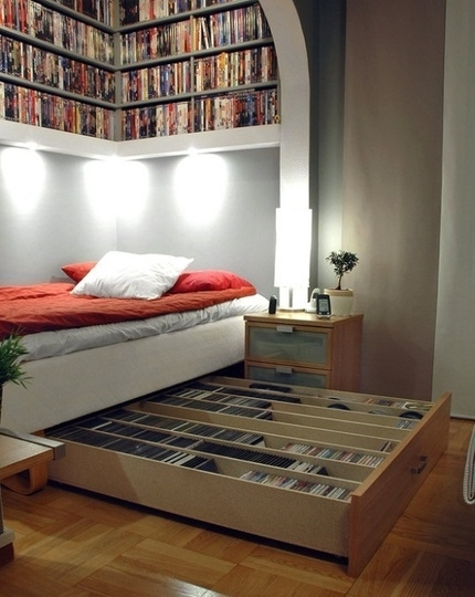 Интересные идеи для оформления спальни