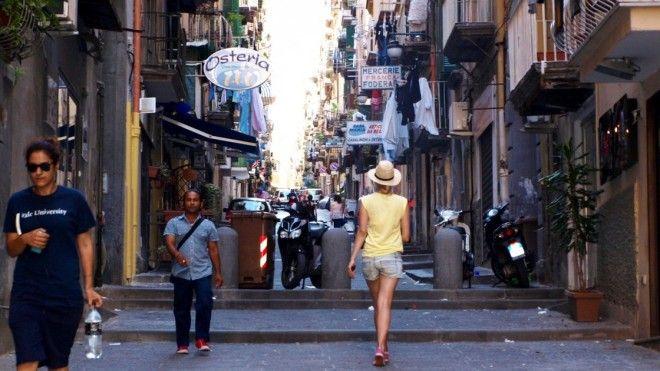 Испанские кварталы Неаполя
