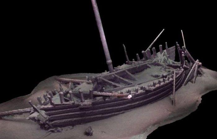 Болгарская археология: двухтысячелетний корабль.