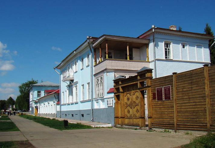 Дом-музей И.И. Шишкина