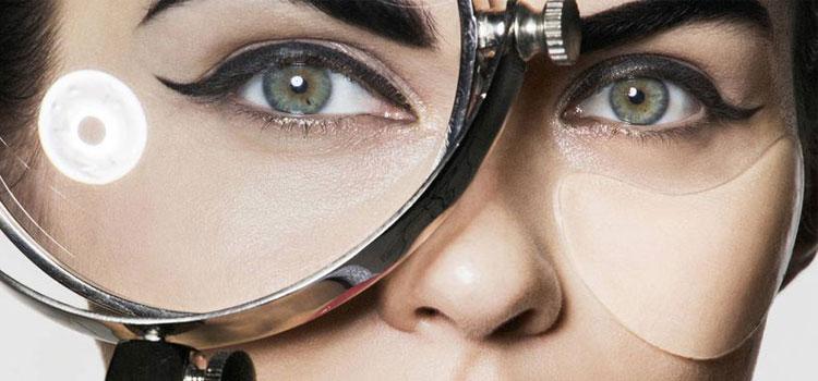 Чем убрать темные круги под глазами у косметолога
