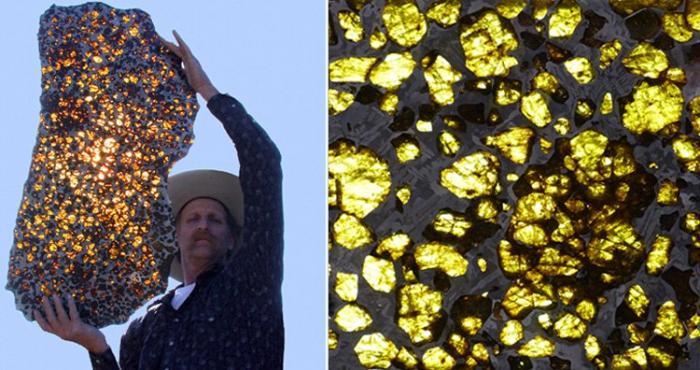 6. Метеорит Фуканга