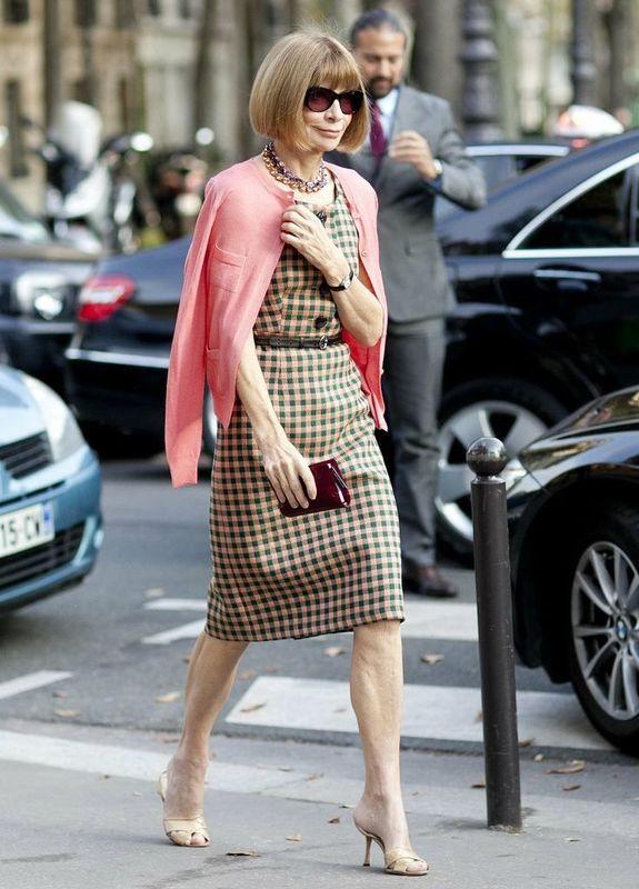 16 модных приемов, которым учат иконы стиля старше 45 лет