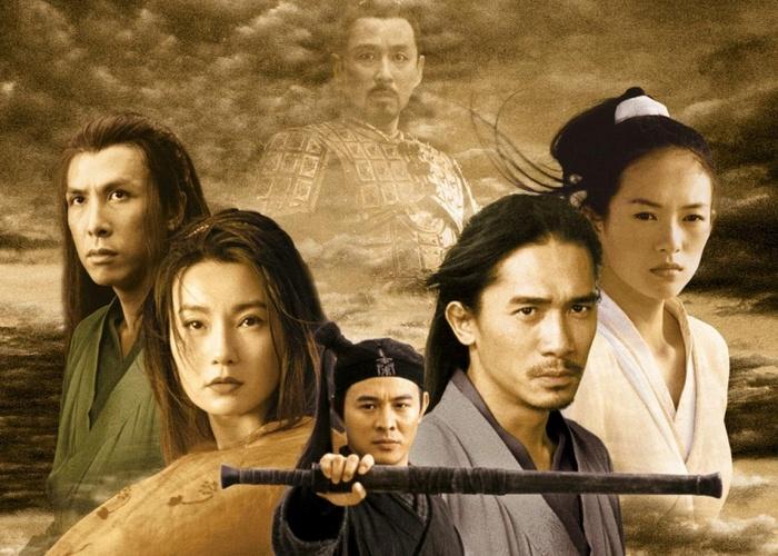 Фильм для глаз «Герой», 2002(Гонконг)./фото: znvideo.ru
