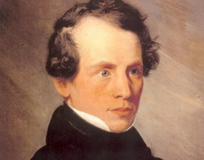 С. Морзе. Автопортрет, 1818. Фрагмент | Фото: technofresh.ru
