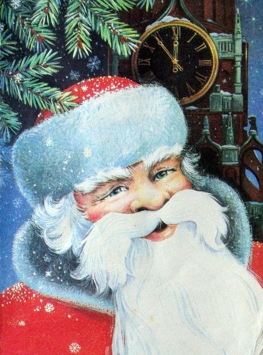 Дед Мороз (518x700, 173Kb)