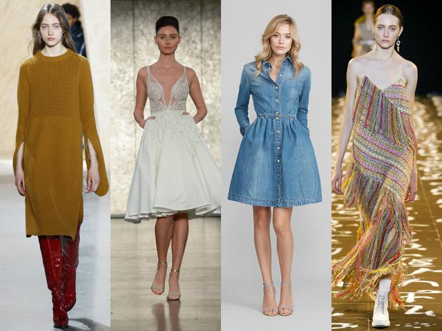 Мода 2016 2017 платья фото