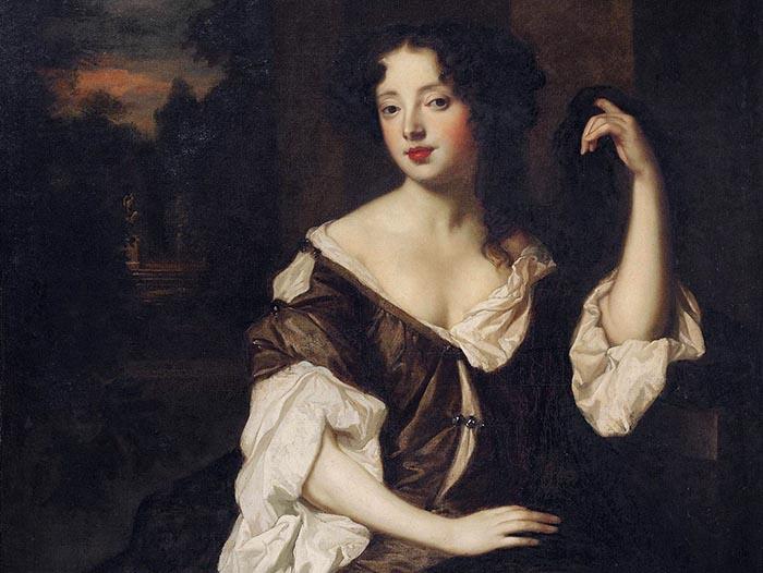 Самая красивая любовница короля Карла II.