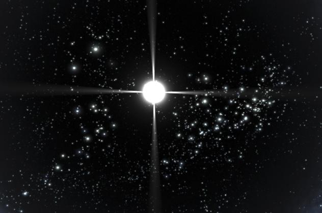 Кварковая звезда