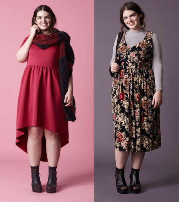 Платья осень-зима 2014-2015 от Asos