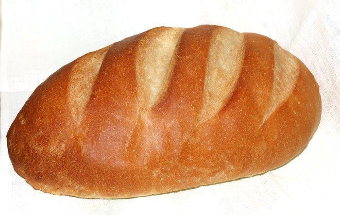 Хлеб в булочных СССР