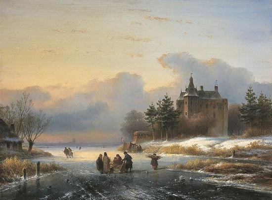 художник Лодевейк Йоханнес Клейн (Lodewijk Johannes Kleijn) картины – 16