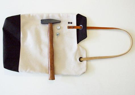 Минималистичная сумка
