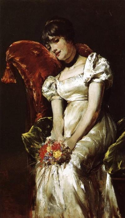 5 Девушка, 1885 (402x700, 82Kb)