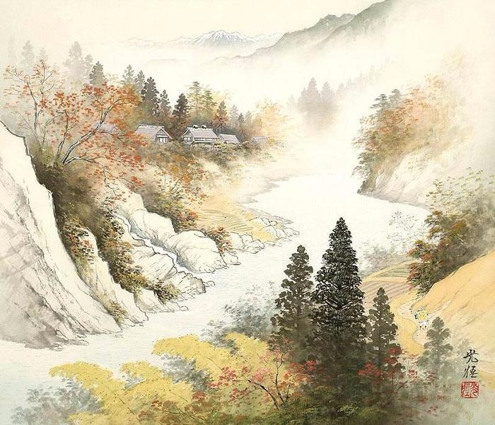 Коукеи РљРѕРґРРёРјР° (Koukei Kojima)6 (700x601, 451Kb)