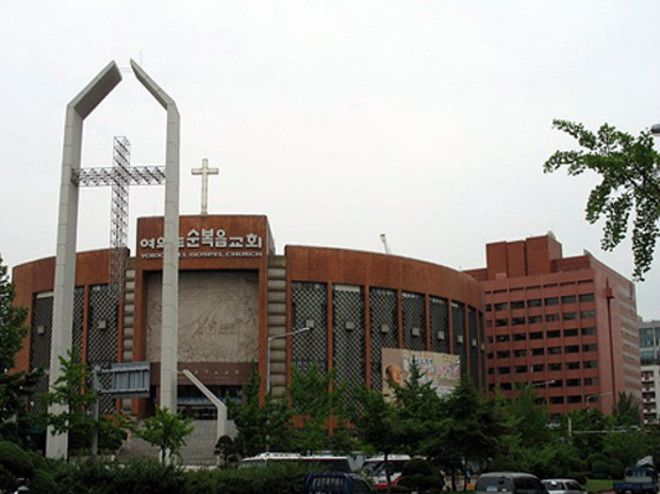 Церкви Южной Кореи