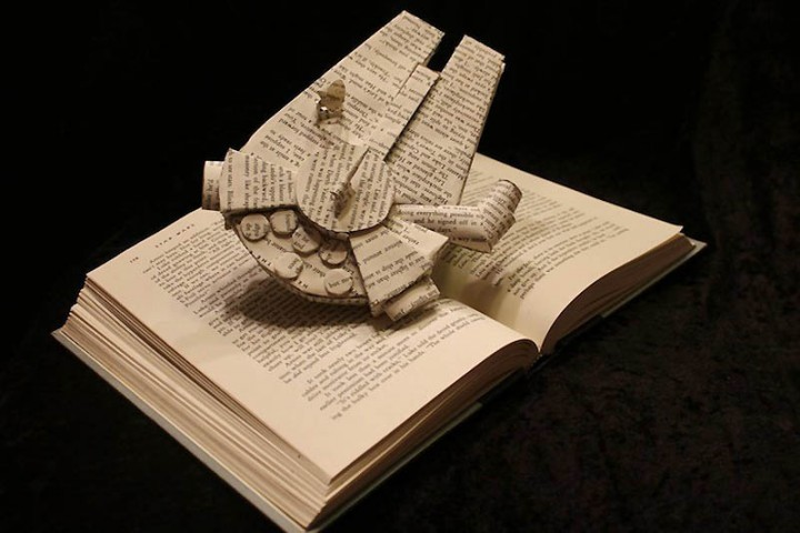 419 Бумажные истории из любимых книг