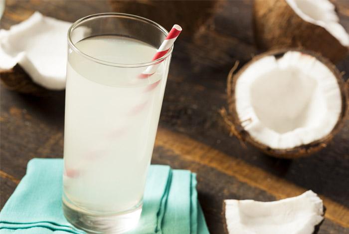 кокосовая вода - естественное омолаживающее средство