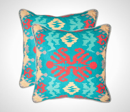 Время расслабиться в мягком кресле: парад уютных подушек фото 12