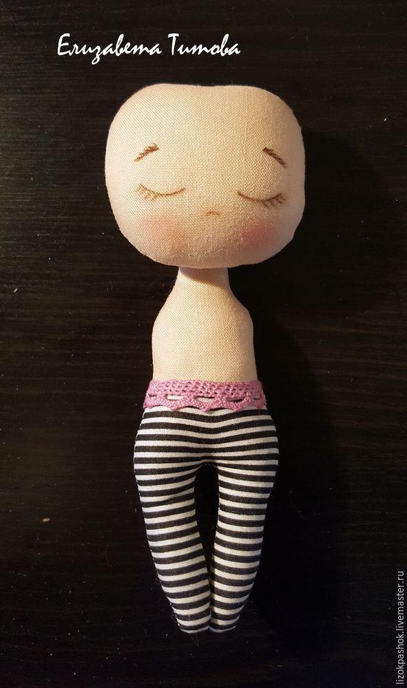 Шьем куколку «лавандовый мотылек» из обрезков ткани, фото № 7