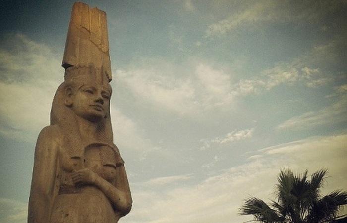 Дочь Рамзеса Нефертари.