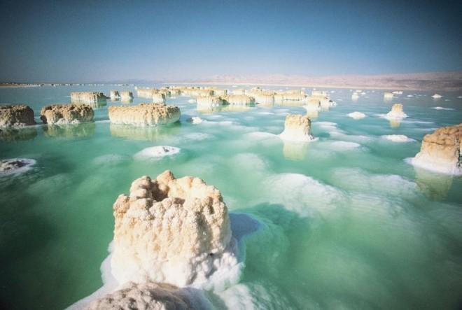 Таких уникальных фактов о Мертвом море Вы еще не слышали...