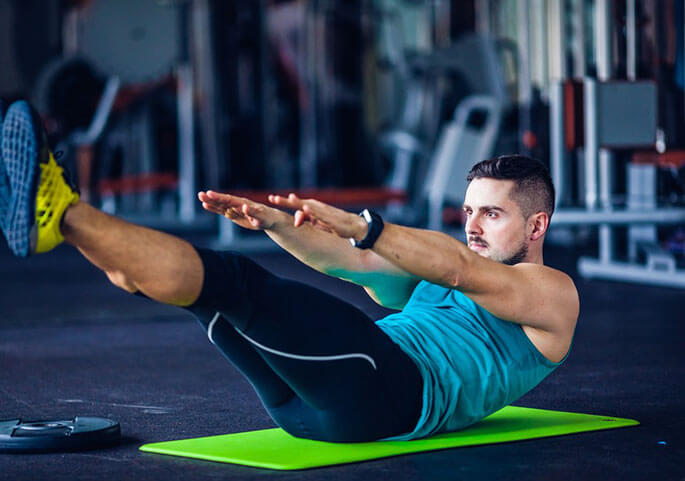 Если девушки как правило стремятся избавиться от лишних кило, то мужчины стараются нарастить мышечную массу