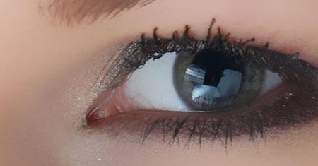 Рис. 3 – глаз после применения размытия